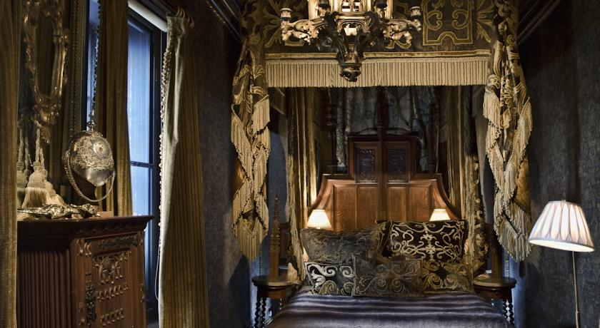 Boutique hotels in Edinburgh