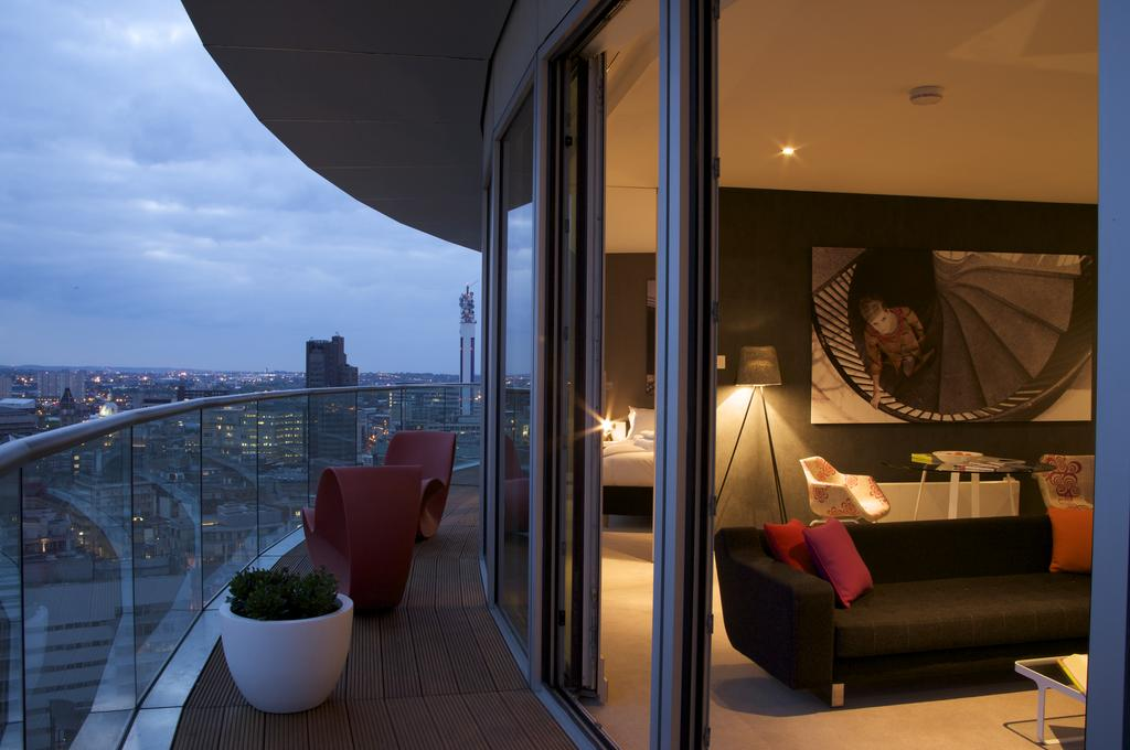 Boutique Hotels Birmingham | Luxury Birmingham Boutique Hotels