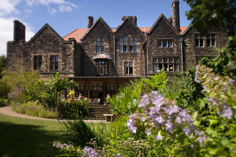 Jesmond Dene House, Newcastle