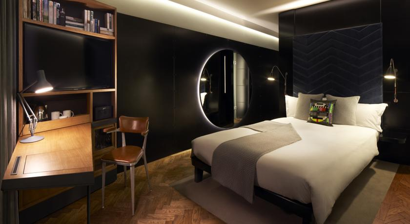 Boutique hotels shoreditch hoxton bethnal green royal for Boutique hotels uk