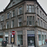 Large Hotel planned in Aberdeen Source: Google Maps