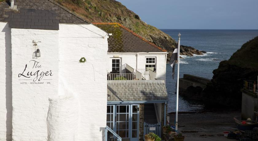 The Lugger in Cornwall