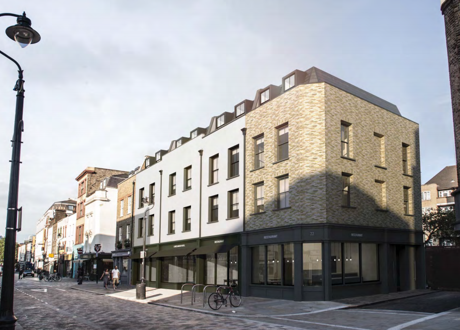 Council backs new boutique hotel in waterloo boutique hotels for New boutique hotels london