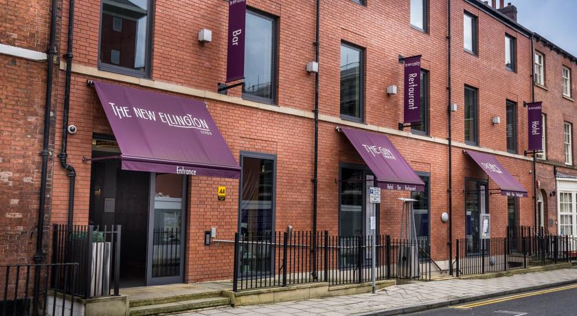 Leeds boutique hotel acquired by splendid hospitality for Best boutique hotels london 2016