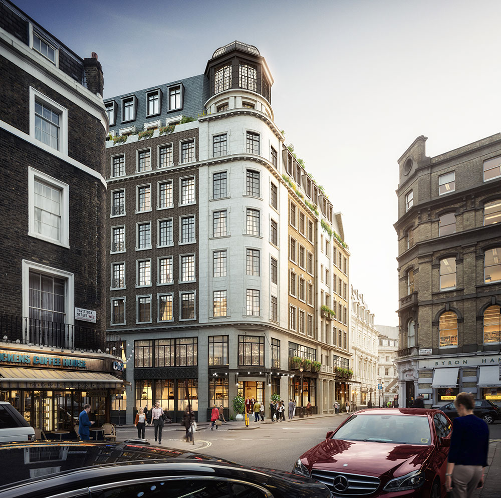 Robert de niro plans a new boutique hotel in covent garden for Luxury boutique hotels uk