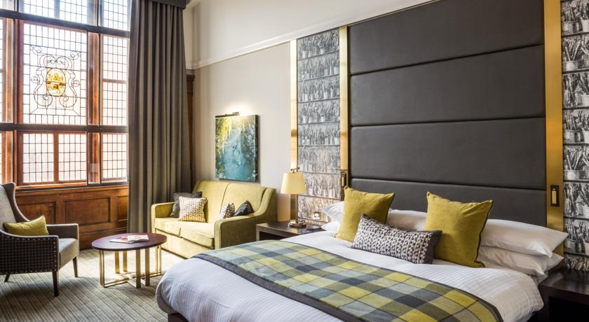 Top 5 boutique hotels glasgow best glasgow boutique hotels for Boutique hotels uk