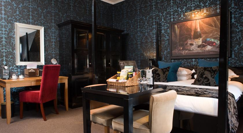 Top 5 boutique hotels glasgow best glasgow boutique hotels for Best boutique hotels london 2016
